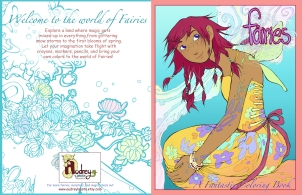 fairies new cover
