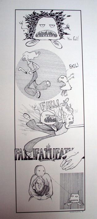 fail monster